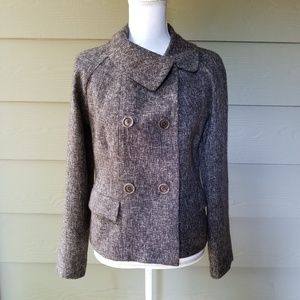 Banana Republic brown blazer Size 6 used